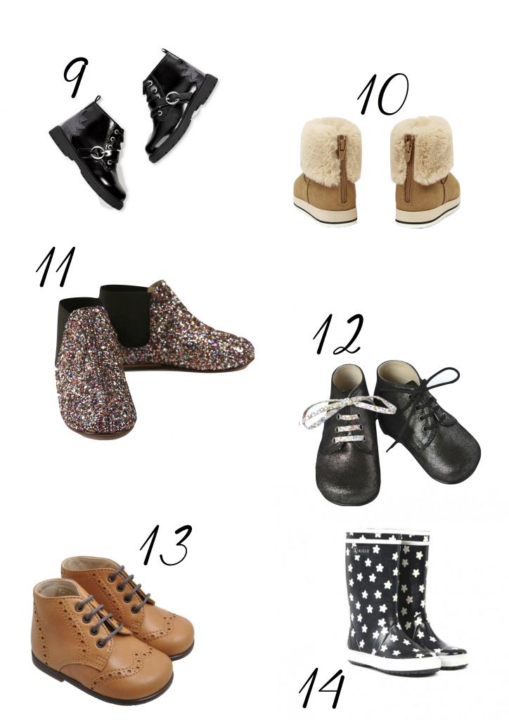 chaussures sélection enfant bébé